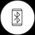 Tecnologia sem fio Bluetooth®