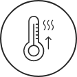 Aquece até 205 ºC